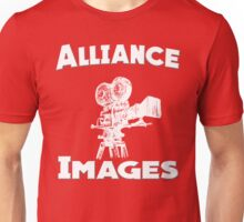 Alliance Images 35mm White Unisex T-Shirt