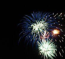 Fireworks by Mark McReynolds