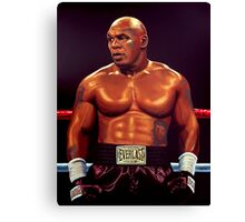 Mike Tyson painting Canvas Print