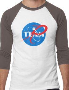 BLASTING OFF AGAIN! Men's Baseball ¾ T-Shirt