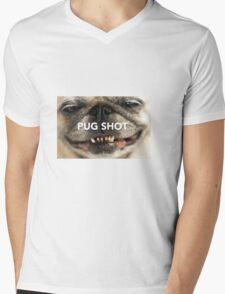 Pug Shot  T-Shirt
