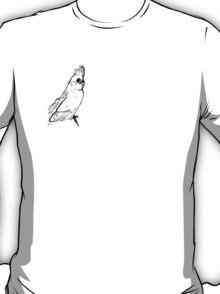 Cockatiel drawing T-Shirt