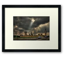 An Ode To England Framed Print