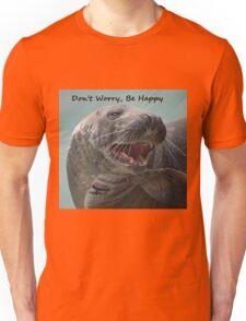 Happy Seal Unisex T-Shirt