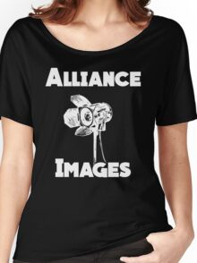 Alliance Images Fresnel White Women's Relaxed Fit T-Shirt