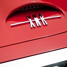 1960 Plymouth XNR Ghia Roadster Hood Emblem 2 by Jill Reger