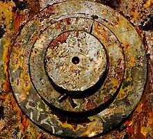 Steel & Rust by John Bourne