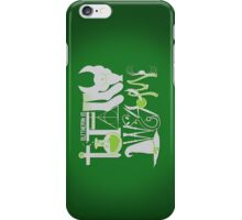 Totally Awesome! *SLYTHERIN* iPhone Case/Skin