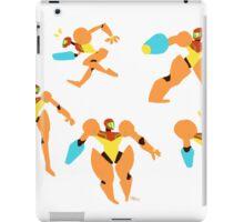 Toon Samus iPad Case/Skin
