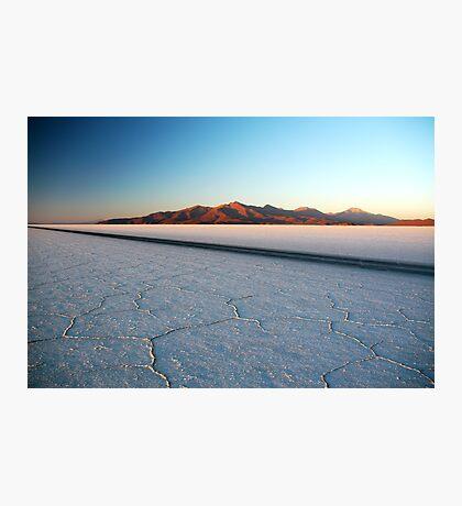 Salar de Uyuni Photographic Print