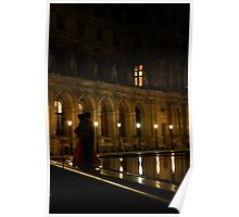 Wedding vows - Louvre Poster