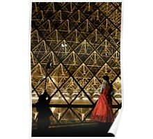 Wedding vows - Louvre II Poster