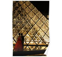 Wedding vows - Louvre III Poster
