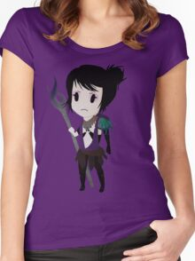 Dragon Age: Morrigan Women's Fitted Scoop T-Shirt