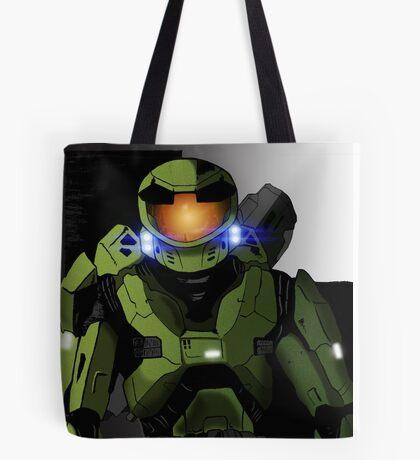 Spartan II Mjolnir mk V Tote Bag