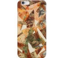 Rusty Pieces iPhone Case/Skin