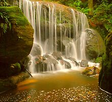 Amazing Waterfalls by Michael Matthews