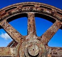 Steel and Rust #2 by John Bourne