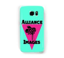 Alliance Images Fresnel Pink Samsung Galaxy Case/Skin
