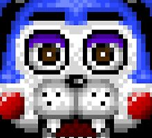 Five Nights at Candy's - Pixel art - Candy the Cat by GEEKsomniac