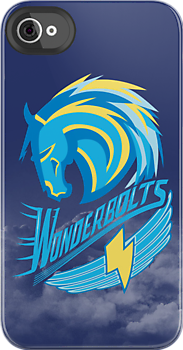 Wonderbolt Sports by buzatron