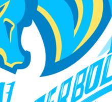 Wonderbolt Sports Sticker