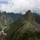Machu Picchu by Sheaney