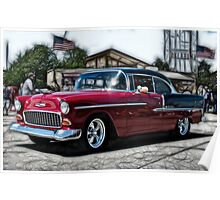 Double Nickel,......55 Chevy Poster