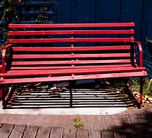 Red Seat by John Bourne