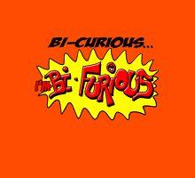 Scott Pilgrim VS The World - Bi- Curious...I'm Bi- Furious Unisex T-Shirt