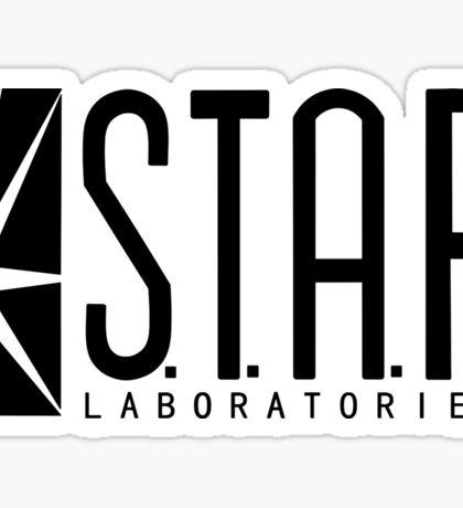 Star Labs Sweatshirt Sticker