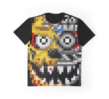 I am still here. - Five Nights at Freddy's 3 - Pixel art Graphic T-Shirt