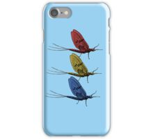Fishfly Primary iPhone Case/Skin