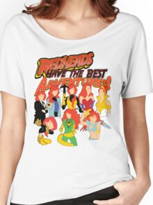 Redheads have the best adventures! Women's Relaxed Fit T-Shirt