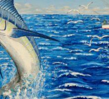 Marlin Sticker