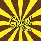 Good Times - Chocolate & Banana by techwiz