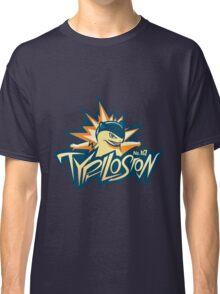 Cherrygrove City Typhlosion Classic T-Shirt