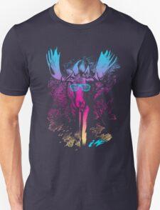 Hipster Moose T-Shirt