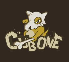 Pewter City Cubone T-Shirt