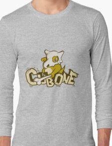 Pewter City Cubone Long Sleeve T-Shirt