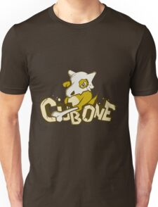 Pewter City Cubone Unisex T-Shirt