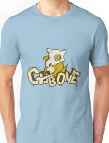 Pewter City Cubone Unisex T-Shirt