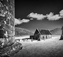 Clonmacnoise by Ben Ryan