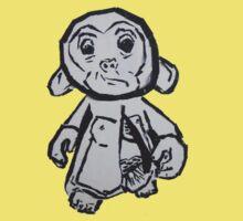 Extreme Monkey Kids Tee