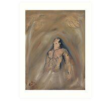 """Creation Of Man""  by Carter L. Shepard Art Print"
