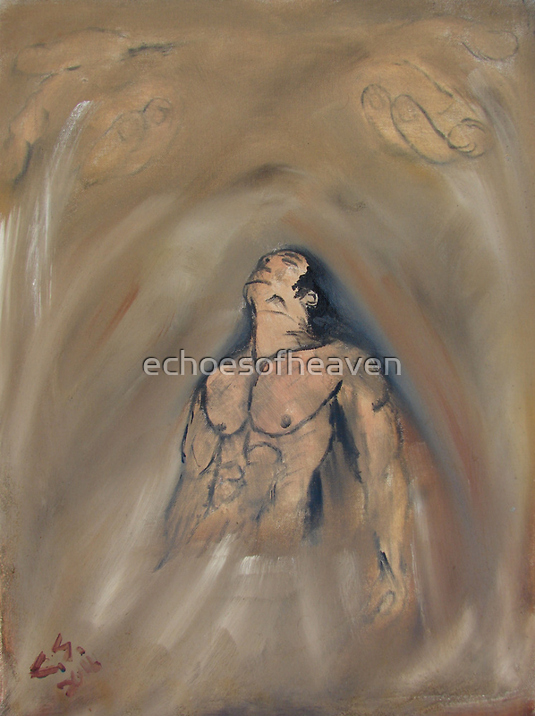 """""""Creation Of Man""""  by Carter L. Shepard by echoesofheaven"""