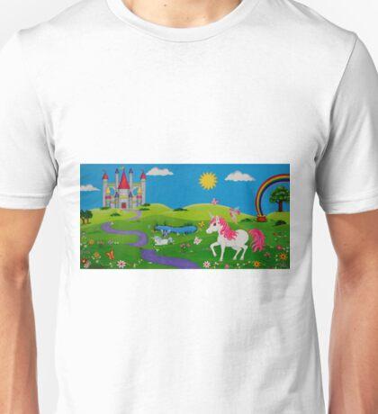 Unicorn Wonderland Unisex T-Shirt