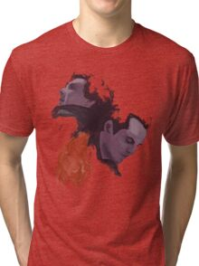 Burn a heart out of you Tri-blend T-Shirt
