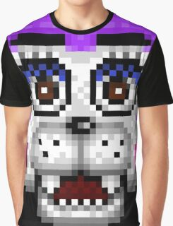 Five Nights at Candy's - Pixel art - Cindy the Kitty Graphic T-Shirt