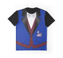Dreamfinder with pocket Figment Graphic T-Shirt
